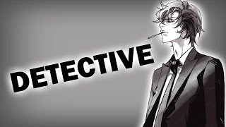 ASMR Detective Roleplay