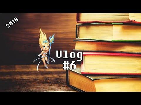 [Vlog #6] Magische Welten [Die nächsten Bücher]