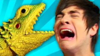 Lizard Rabies!