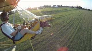 Kolb-ultralight-1984-outrageous-demo-flying-at-sun-n-fun