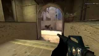 MM ace !!!! 1 vs 5 clutch CS:GO on Mirage | BY AAlaan #1