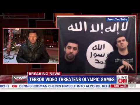 Terrorist Video Olympics Threat To Sochi Olympics Posted On Jihadi