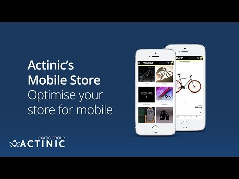 The Mobile Store - Join the M-Commerce Revolution