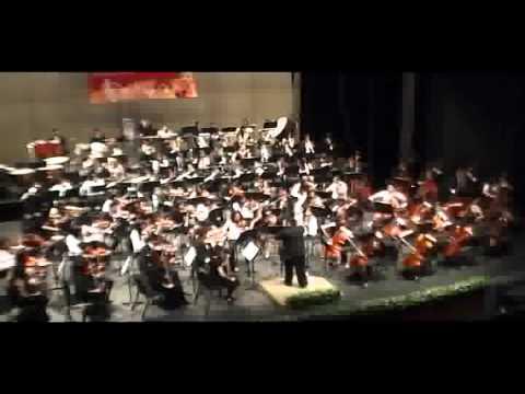 Reflecciones Sinfonicas - Encuentro Regional de Orquestas Juveniles Culiacan 2012