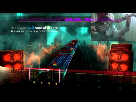 Rocksmith 2014 HD  Beast and the Harlot  Avenged Sevenfold  95% Lead DLC