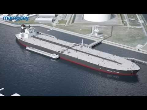 Mampaey Offshore Industries B V – iMoor System