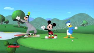 Mickey Mousekersize - Donald's Hole in One