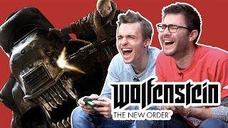 Au revoir robot nazi ! - Wolfenstein The New Order