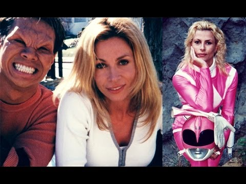 Buffy sophia crawford and smg play pink ranger unseen raw footage