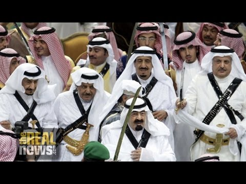 Arab Spring and Declining Oil Prices Drives Saudi Arabia's Reactionary Barbarism