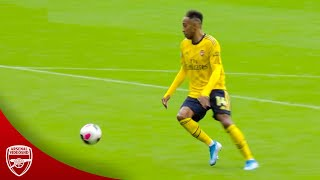 This is What Makes Aubameyang World Class!
