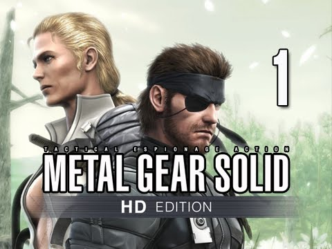 Misc Computer Games - Metal Gear Solid 3 - Snake Eater