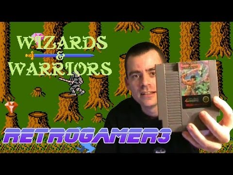 Wizards warriors by retrogamer3 how to save money and for Wizards warriors
