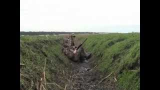 Swan Hunting Eastern NC.