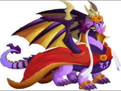 Como fazer o dragão RAINHA dragon city 100% de dar certo