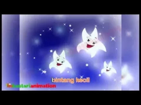 Bintang Kecil   Video Lagu Anak Anak video