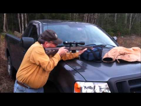 Shooting the Mossberg MVP Predator for the first time