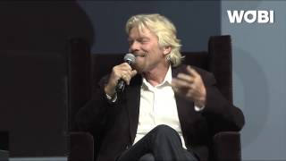 "A leader must be a ""people person"" 