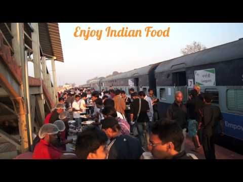 Jagriti Yatra 2012 - A life-changing Journey around India