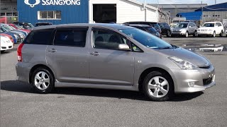 2006 Toyota Wish X S Package 1800cc Petrol Automatic