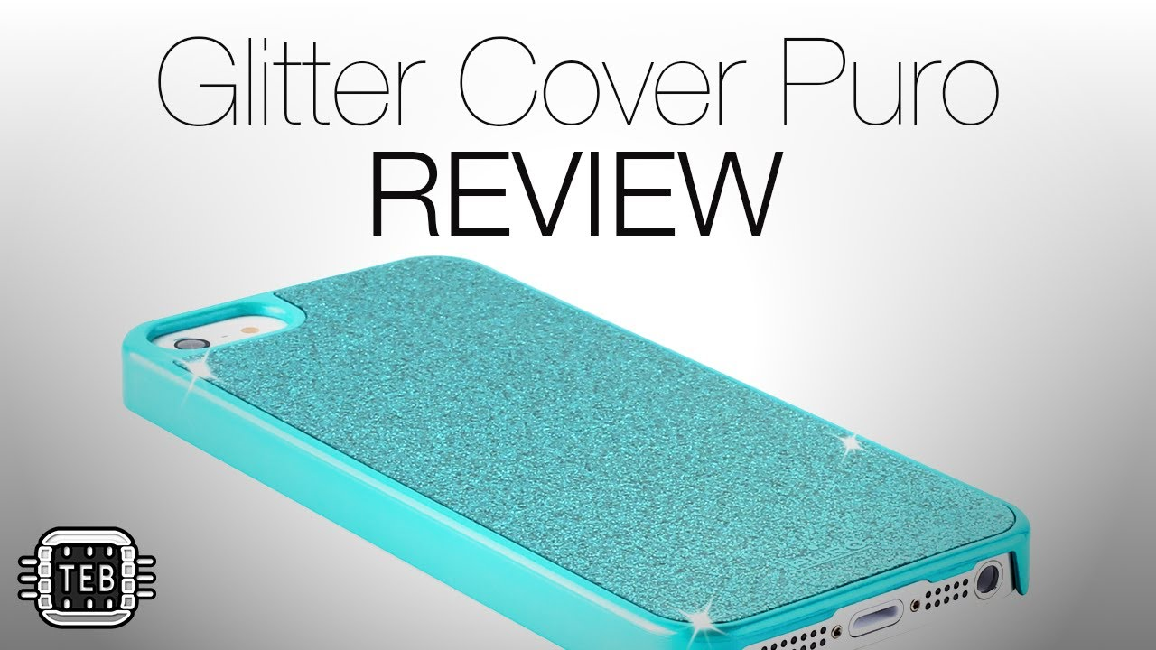 Iphone 5s Cover Glitter Glitter Cover Puro For Iphone