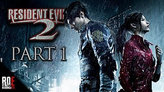 RESIDENT EVIL 2 || First Time Playing In 20 Years | 🔴 L I V E