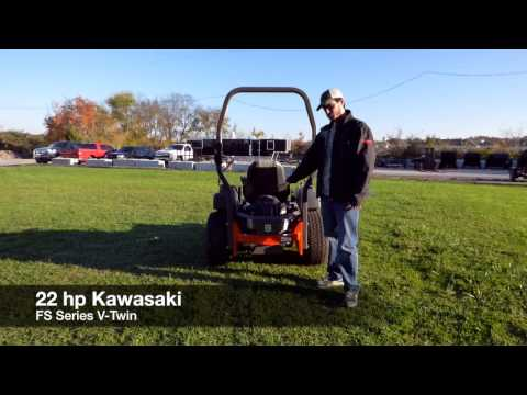 Husqvarna M-ZT 52 Zero Turn Lawn Mower Review