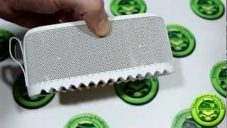 Jabra SOLEMATE Portable Speaker My Review and Opinion - Sound Test