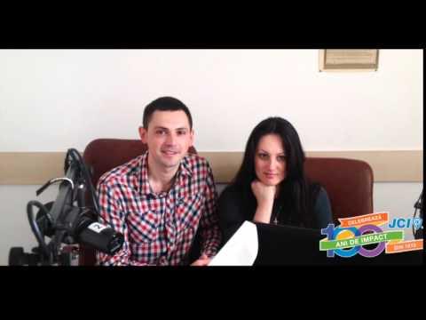 IPP 2014 JCI Chișinău - Ion Bargan la Dialog matinal - Radio Plai