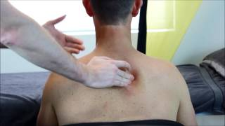 How to massage your partners upper back and neck: A guide by a Professional Massage Therapist