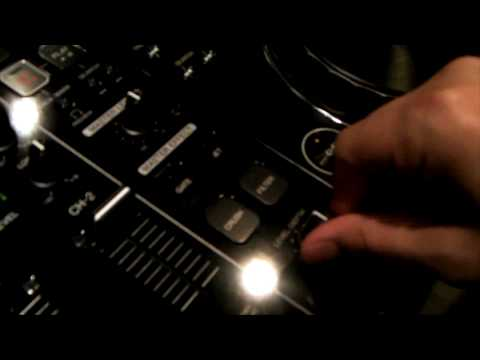 パイオニア DJM-350 エフェクトdemo
