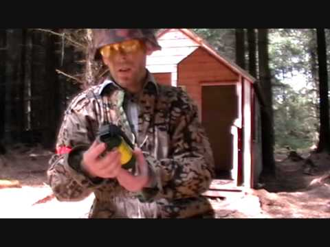 AIRSOFT THERMOBARIC GRENADE