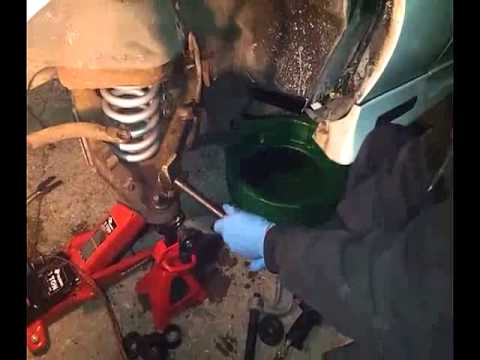 How To Replace Lower Ball Joints - 1992 Camaro / Firebird Thirdgen /Truck - FULL