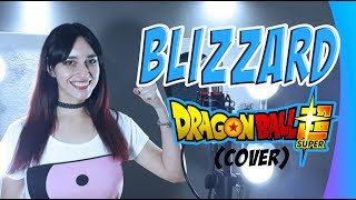 Dragon Ball Super BROLY - Blizzard (Band Cover) Sub Español