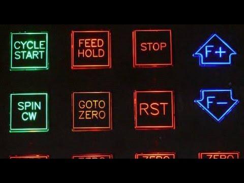 Mach3 Control Panel Cnc Mach3 Control Panel