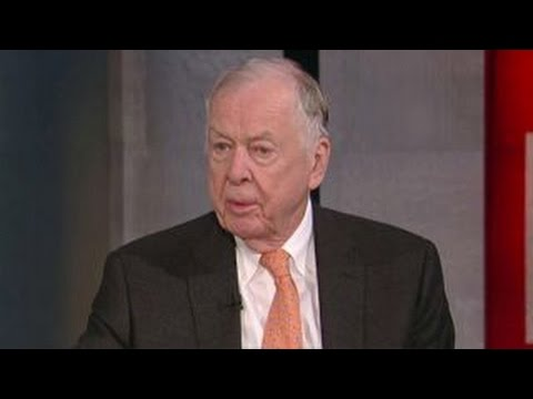 T. Boone Pickens: Trump hasn't said how he would grow the economy