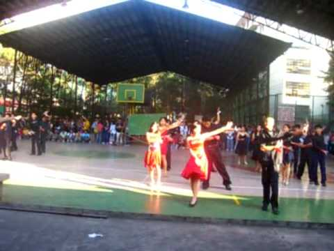 Ballroom Dance(cha Cha, Bogie, Samba And Etc.) Hpalcanzare video