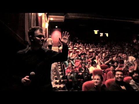 AVGN Movie Q&A - Comic Con 2014 (July 24th, 2014)