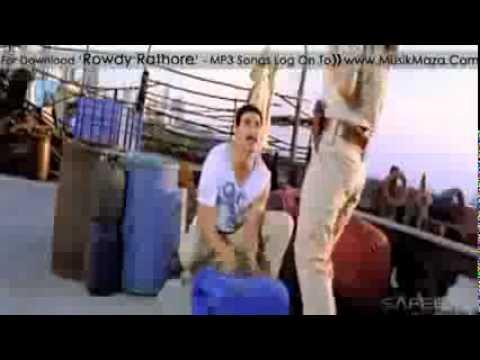 Rowdy Darbar Songs Rowdy Rathore 320kbps - Book