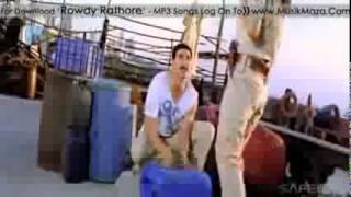 Chinta Ta Ta Chita Chita   Full Video Song   Rowdy Rathore   Akshay Kumar, Sonakshi Sinha   YouTube