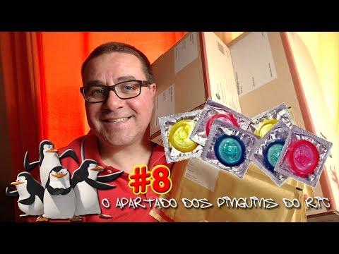 APARTADO #8 DOS PINGUINS DO RIC | PRESERVATIVOS E TAL E COISE