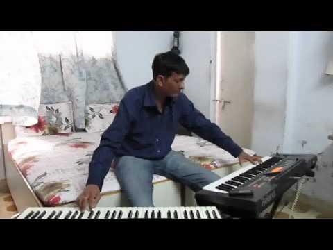 Ye raatein ye mausam - Live instrumental hindi song - Music Played By - Pankaj Suthar