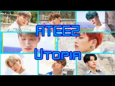 Download ATEEZ-Utopia 日本語字幕 Mp4 baru