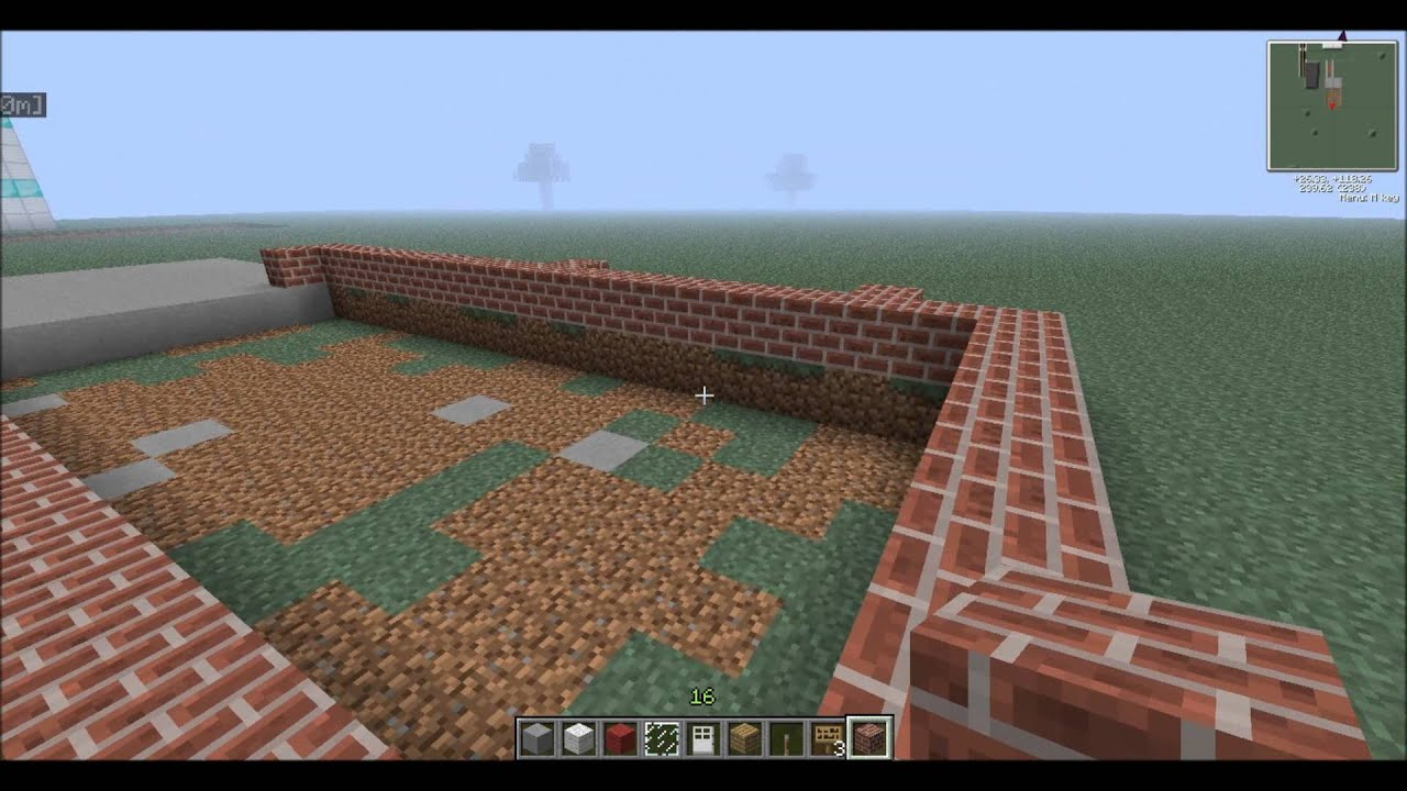 minecraft xbox 360 how to build a train station