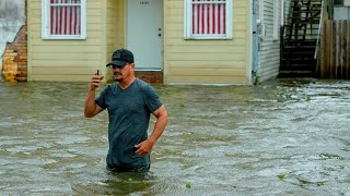 Widespread blackout after Louisiana's Hurricane Barry