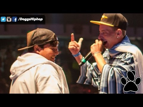 Dtoke vs Jony B - Batalla de los Gallos Final Internacional 2013