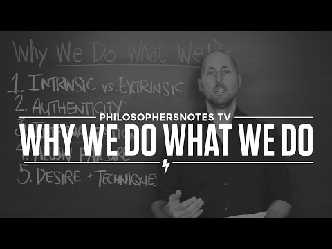 Why We Do What We Do by Edward Deci