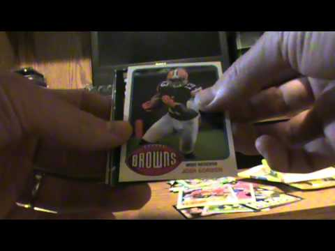 2013 Topps Archives Football Blaster Box - Auto Hit + Rare Super Action