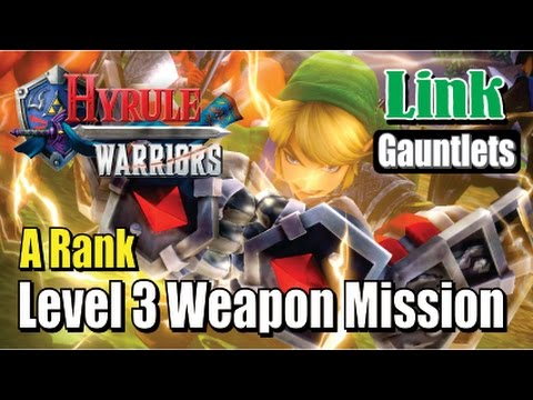 Hyrule Warriors Gauntlet Hyrule Warriors Link Gauntlet