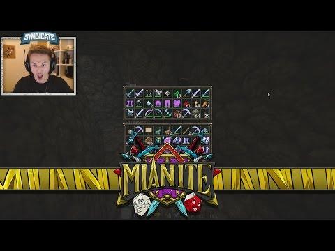 Minecraft: Mianite - CaptainSparklez Hidden Chest! [37 Part 2]